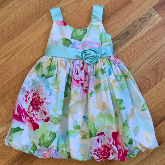 Jessica Ann Other - TODDLER- JESSICA ANN Floral Dress Sz 3T EUC!